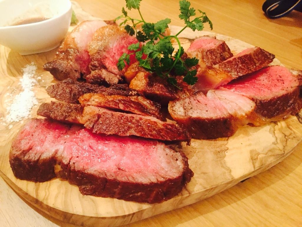 熟成肉バル カチガワウッシーナ