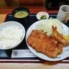 とんかつ不二 - 料理写真:盛合せ定食 1,050円