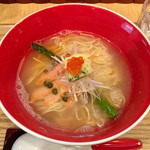 Japanese Soba Noodles 蔦 - 限定「時不知の塩Soba」1400円