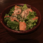 パスタ キッチン - サーモンのイタリアンサラダ