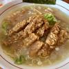 しあわせラーメン 金の糸 - 料理写真:塩パーコー麺
