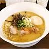 博多水炊きらーめん うかんむり - 料理写真:味玉水炊きらーめん 850円 意外と優しい味わいのラーメンです。