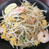 餃子の王将 - 料理写真:王将で食べるパッタイ(2017.03現在)