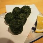 いしもん - 小芋いそべ揚げ