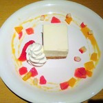 パウロ アンド ボルガ - レアチーズケーキ