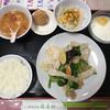 広東名菜 翡翠軒 - 料理写真:日替りランチ