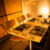 全国の日本酒と魚を味わう居酒屋 かのう - 内観写真:
