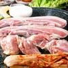 豚かん - メニュー写真:サムギョプサル