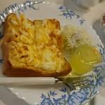 リーベ - 玉子トースト