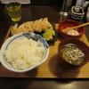 ダンダダン酒場 - 料理写真:肉汁餃子ライス