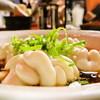 9689食堂 - 料理写真:新鮮な鱈子だった。