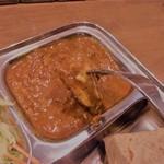 カフェと印度家庭料理 レカ - チキンサブジ