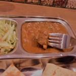 カフェと印度家庭料理 レカ - チキン