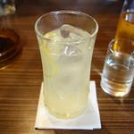 ミモザ - レモンジュース