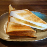 ミモザ - トースト