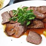 肉卸直営 大衆肉酒場 きたうち - 1703 肉卸直営 大衆肉酒場 きたうち 中津店 コース@3,000円 ローストビーフ