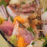 浦島 - 夕食