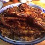 天ぷら 中山 - 天丼