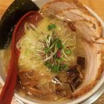 麺屋 燕 - 燕ラーメン塩