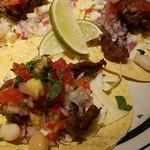 Mexican Dining AVOCADO - ビーフタコス
