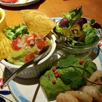 Mexican Dining AVOCADO - 前菜盛り合わせ