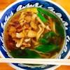 庄屋うどん・そば - 料理写真:『かしわうどん』様(660円)