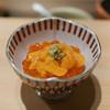 寿しの吉乃 - 料理写真:うにイクラ御飯