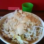 龍麺 ふえ郎 - ラーメン小 ヤサイアブラカラメ