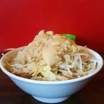 龍麺 ふえ郎 - 中々のアブラ