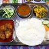 ナマステネパール - 料理写真:伝統的なネパールセットメニュー〔Typical Nepali Thali Set〕¥790