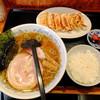 大紅ラーメン - 料理写真:らーめん定食