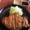 きんのつる - 料理写真:特選ロースかつ定食