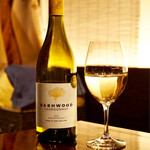 かしわや 闘鶏 - グラスワイン(白)