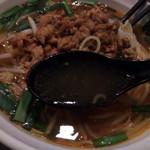 ラーメン 金太郎 - 優しいスープ