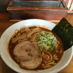 らー麺 きん - 料理写真:辛らーめん('17/03/11)