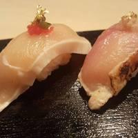 鶏寿司 2種
