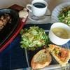 ブルームーン - 料理写真:ランチタイム限定 ブルームーンプレート(新)