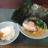 つくし亭 - 料理写真:ラーメン+のり増+小ライス
