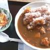 夢市茶屋 - 料理写真:古代米のカレー