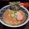九段 斑鳩 - 料理写真:【数量限定】超濃厚らー麺(790円)