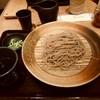 金亀庵 - 料理写真:さらりと蕎麦で!