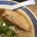 清麺屋 - チャーシュー