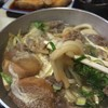 豊八 - 料理写真:牛鍋定食  700円