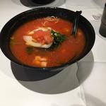 元祖トマトラーメンと辛めん 三味 -