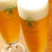 生ビールと、ビール好きにはたまらない
