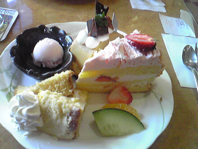 アルプス洋菓子店