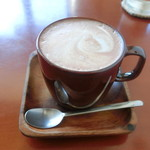 soin cafe - ほろにがココア