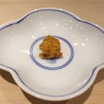 鮨処 美な味 - 料理写真:塩ウニ