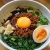 麺屋こころ - 料理写真:台湾まぜそば780円(麺少なめ味玉半分付き)