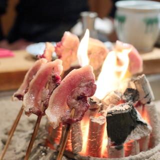 柳家 - 料理写真:猪のロース